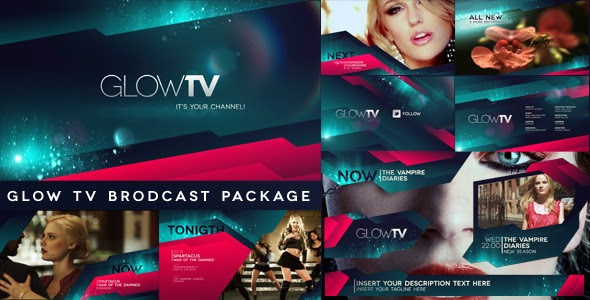 VideoHive Glow TV Broadcast Package
