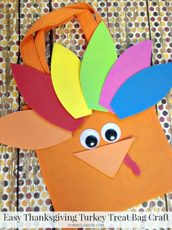 http://formulamom.com/thanksgiving-crafts-for-kids-turkey-treat-bag/