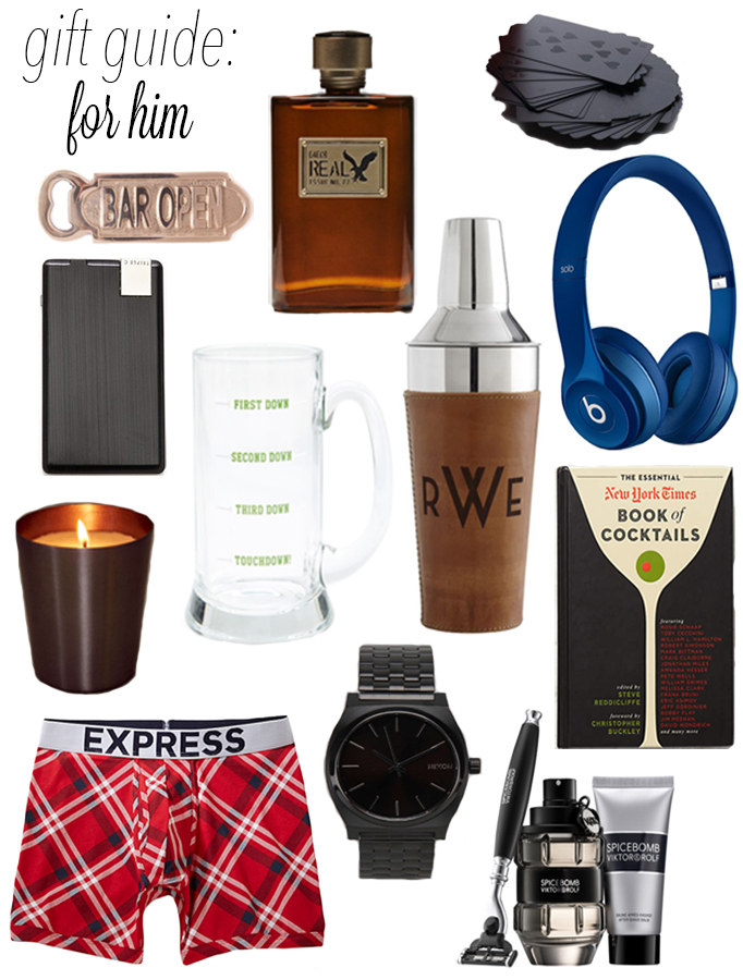 gifts for every man in your life