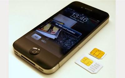Mau Bikin iPhone Kamu Jadi Dual Sim ? Berikut Trik dan Tipsnya !!