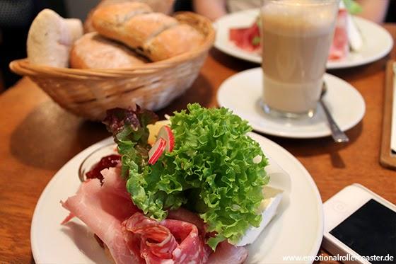 Café Knuth - Frühstück