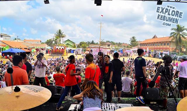 Color Run Festival Kutowinangun Kebumen