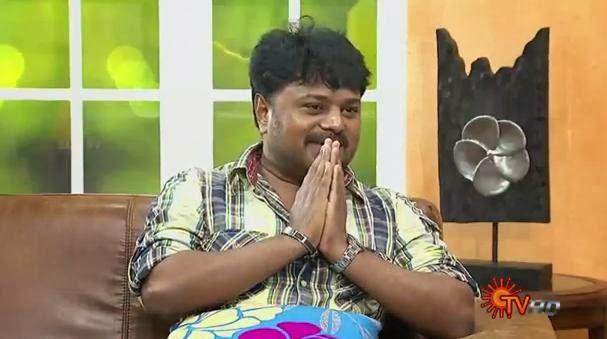 Virundhinar Pakkam – Director V.Z.Dhurai – Sun TV Show 11-10-2013