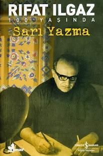Sarı Yazma [1957 yılında yayınlanan Hababam Sınıfı'nın daha öteleri...]