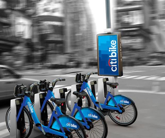Citibike será o nome da bicicleta compartilhada de Nova York