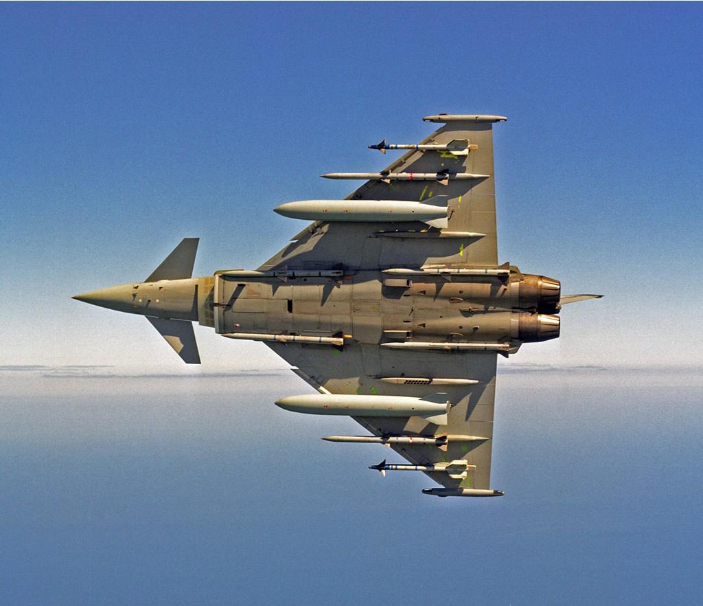 Thread amazing weapons loads eurofighter typhoon