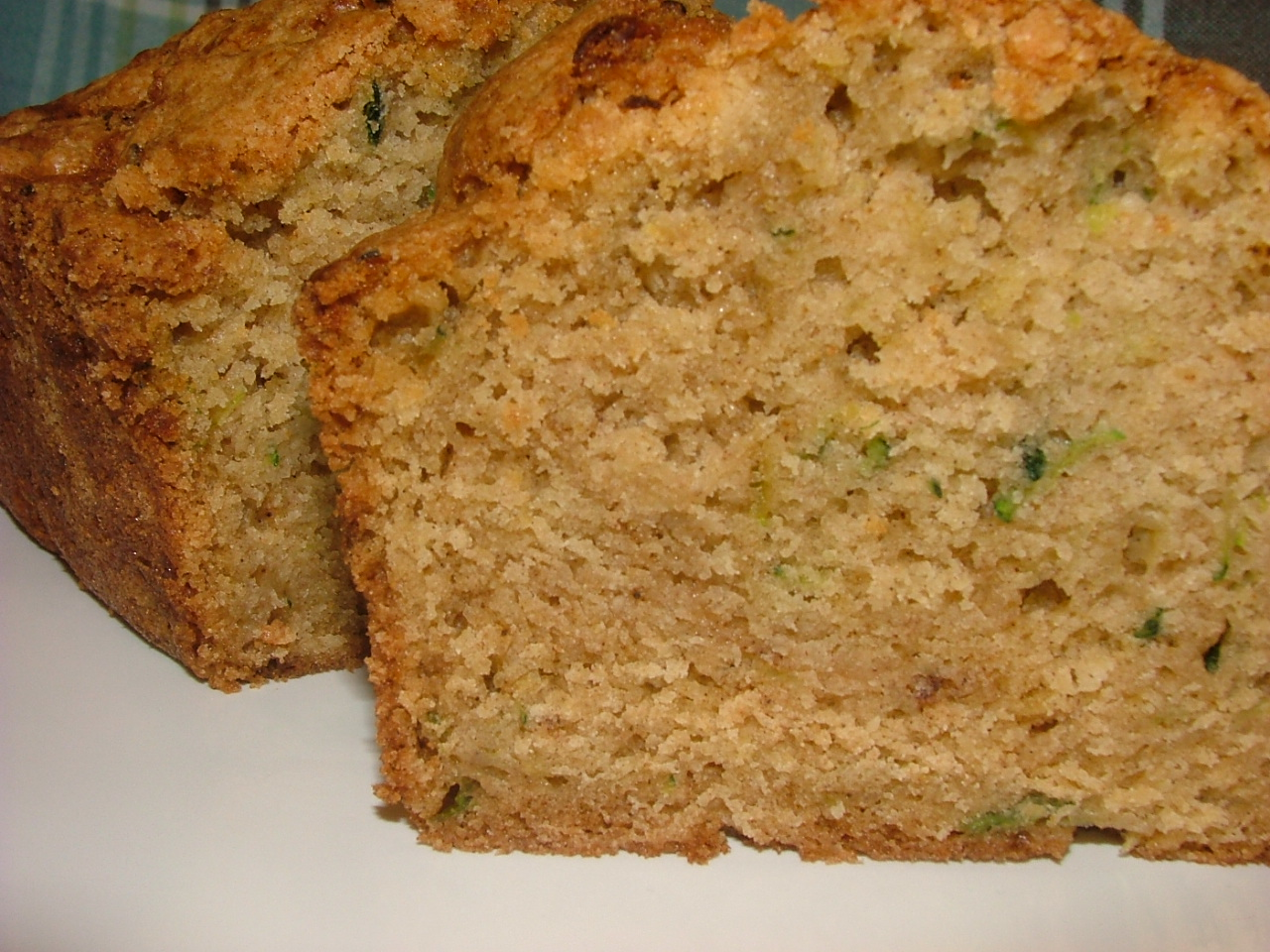 Zucchini Bread Recipe — Dishmaps