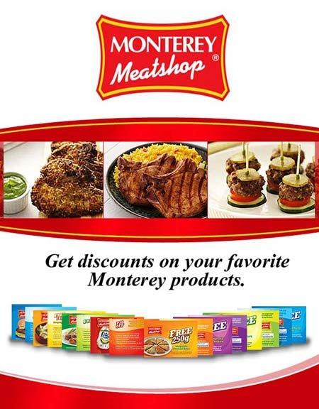 monterey meat shop Monterey meatshop - cebu 125 likes 1 talking about this find out here local  promo of monterey meatshop in cebu city.