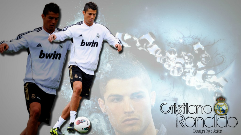 Cristiano Ronaldo Real Madrid 2012-2013 wallpaper info :