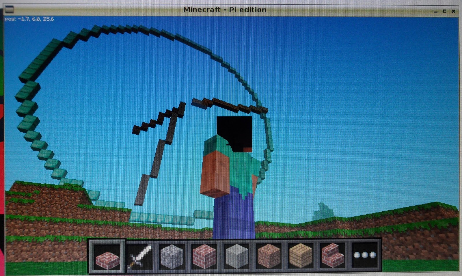 made this on minecraft - photo #42