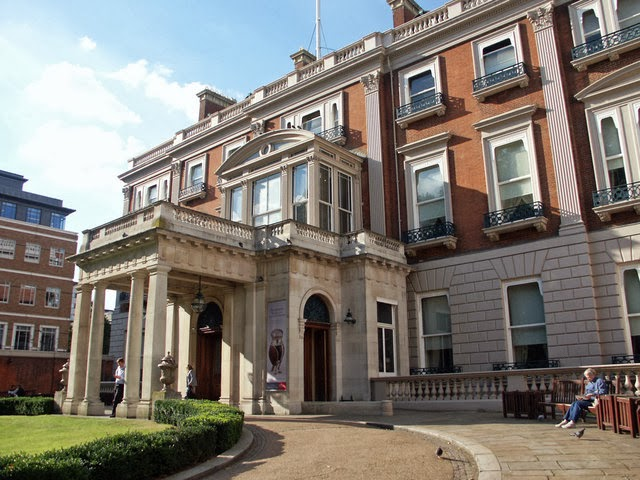 The Wallace Collection art gallery, London
