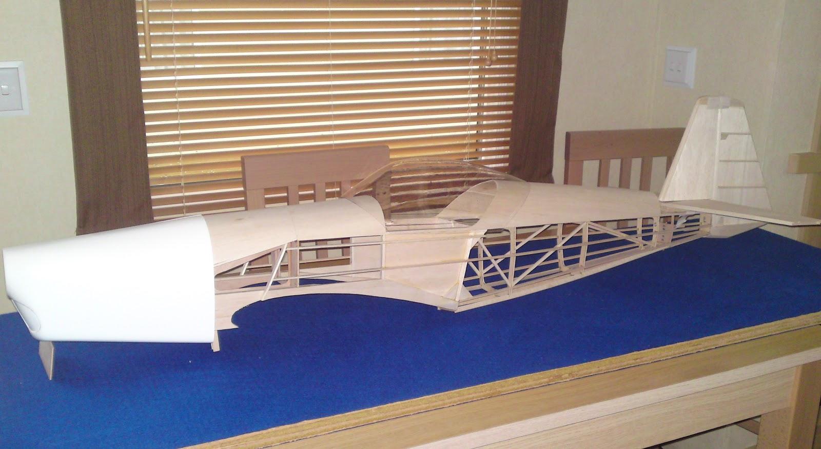 Zlin z 526 as r c model build for 526 plan