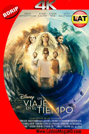 A Wrinkle in Time (2018) BDRIP 4k 2160P Dual Latino-Ingles HD