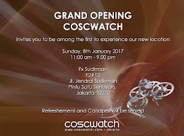 GRAND OPENING COSCWATCH