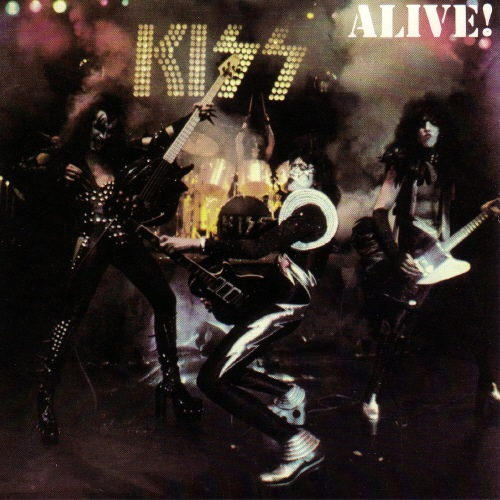 live wire music emporium kiss records available live wire. Black Bedroom Furniture Sets. Home Design Ideas