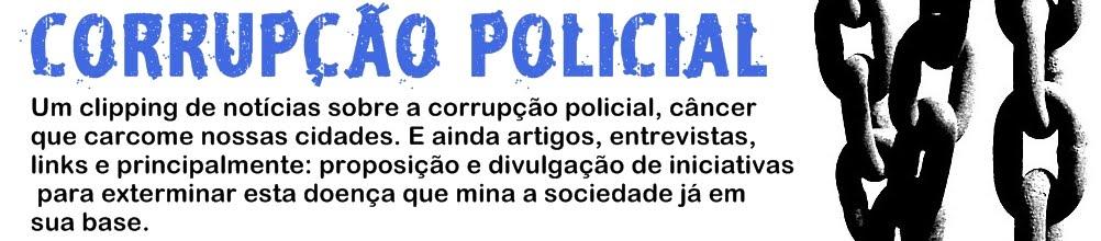 Corrupção Policial