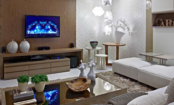 ARK  Arquitetura Salas de TV