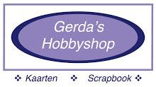 Gerda,s hobbyshop