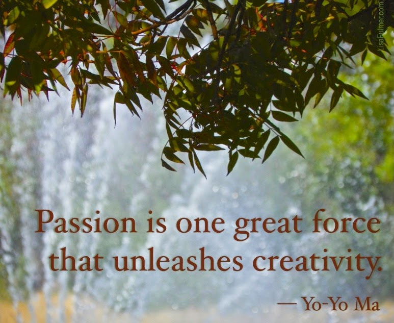 passion unleashes creativity yo yo ma