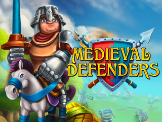 Free Download Medieval Defenders 2013 PC Game Full
