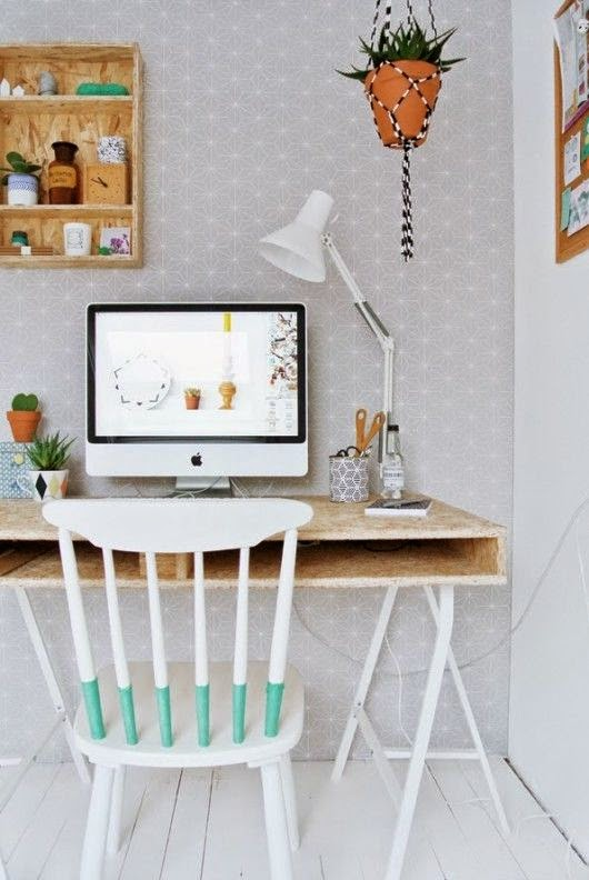 DIY office space