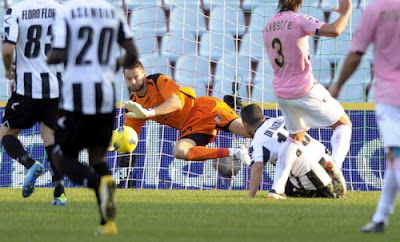 Udinese Palermo 1-0 highlights sky