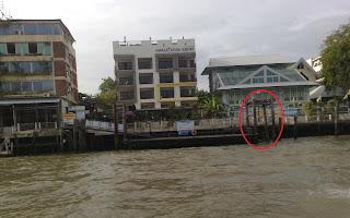 ซ่อมแซมโป๊ะเรือท่าพระอาทิตย์ ท่าสำหรับไปถนนข้าวสาร