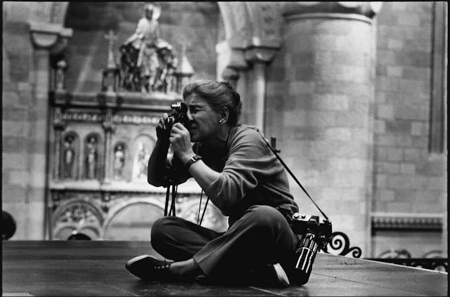 Fotógrafos: Eve Arnold