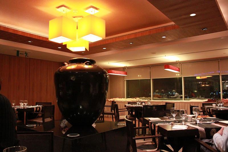 Oriental zone restaurant lotus boutique hotel deira for Lotus boutique hotel