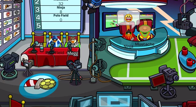 Club Penguin Spoiler Alert Episode 24 Penguin Cup
