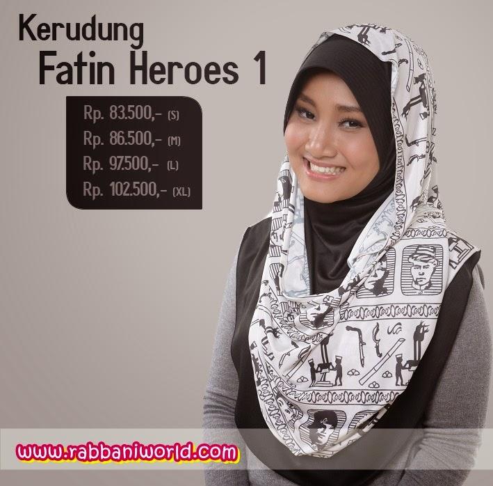 Fatin Heroes 1