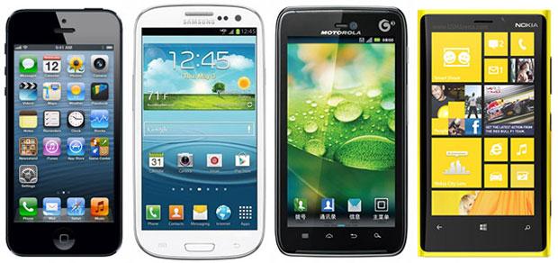 perbandingan smartphone
