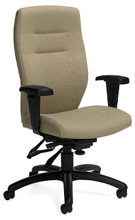 Global Total Office Synopsis Chair Review