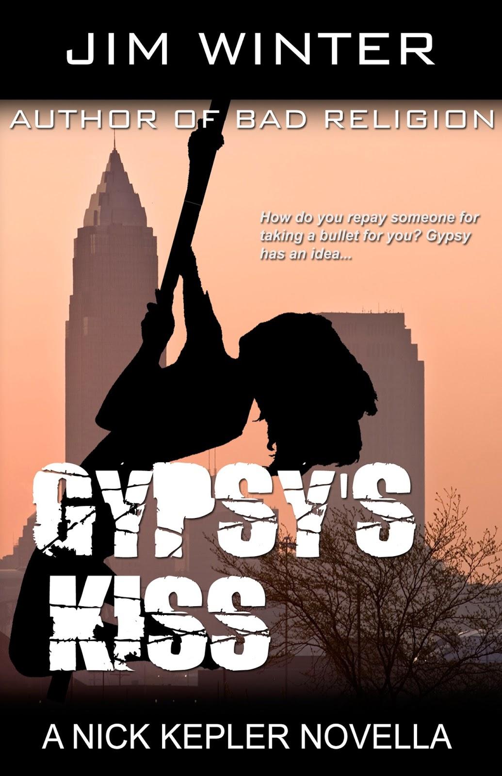 Gypsy's Kiss by Jim Winter