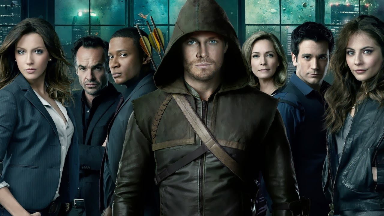 Arrow TV Series Wallpapers