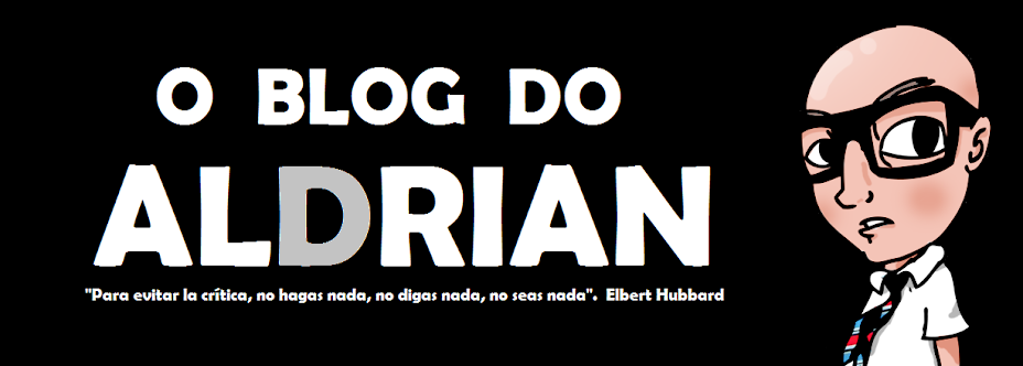 O Blog do Aldrian