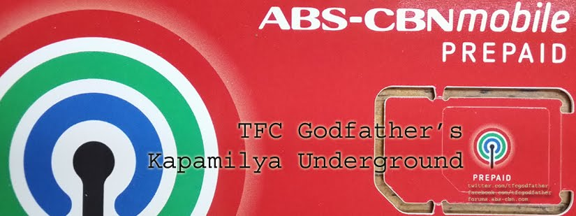 TFC Godfather's Kapamilya Underground