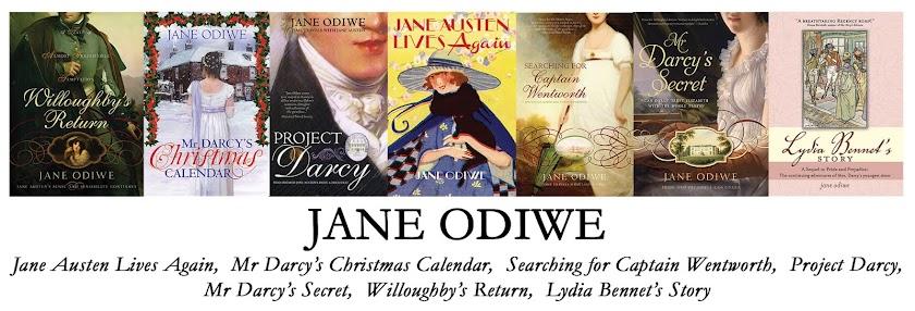 Jane Odiwe Jane Austen Sequels