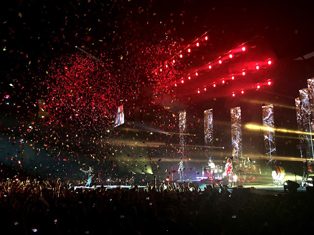 "Imagine Dragons ""Smoke + Mirrors"" Tour"