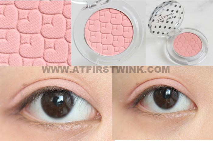 Etude House xoxo Minnie eyeshadow PK005