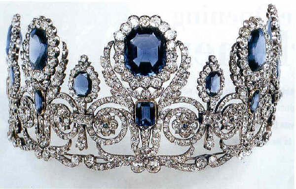 A coroa do Rei