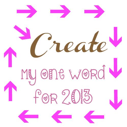 2013oneword