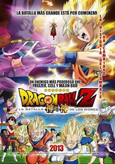 Pelicula Dragon Balla Z la batalla de los Dioses online gratis