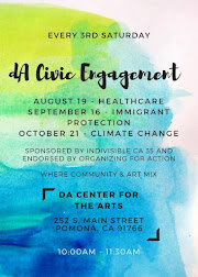 Civic Engagement at dA, Aug. 19th At the da gallery  at 10:00 AM to Aug 20 at 11:30