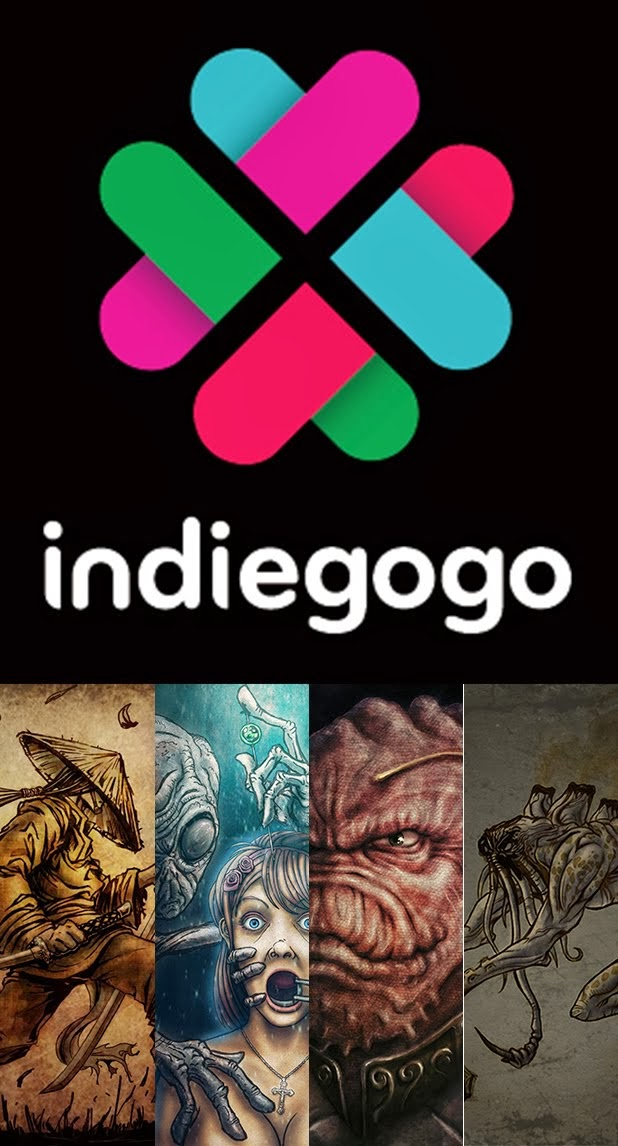 Project in Indiegogo