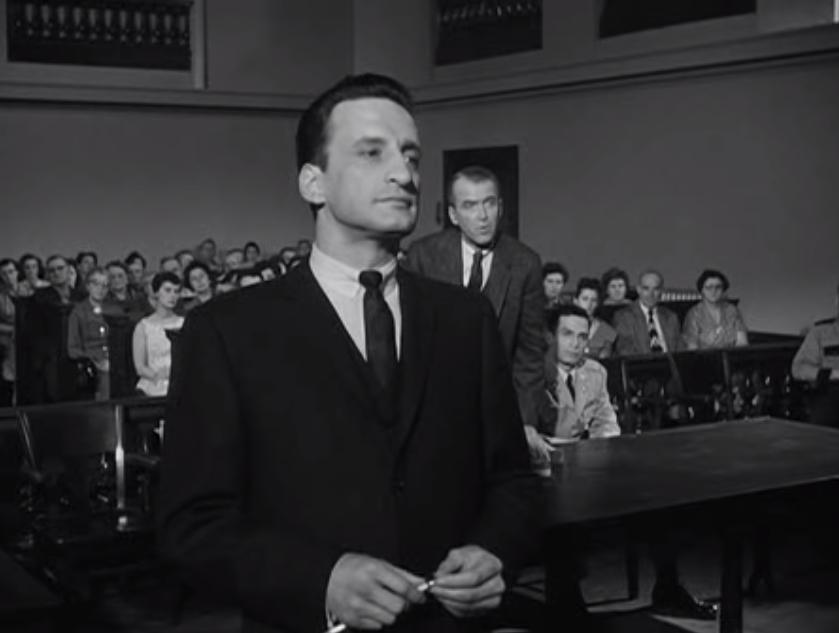 Best Actor: Best Supporting Actor 1959: George C. Scott in Anatomy ...