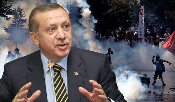 O Ερντογάν: «Γιατί να τους κρατάω για να τους ταΐζω στη φυλακή»σωστά! οι προδότες εκτέλεση επί τόπου τα μιασματα μην μαγαρίζουν και άλλους!
