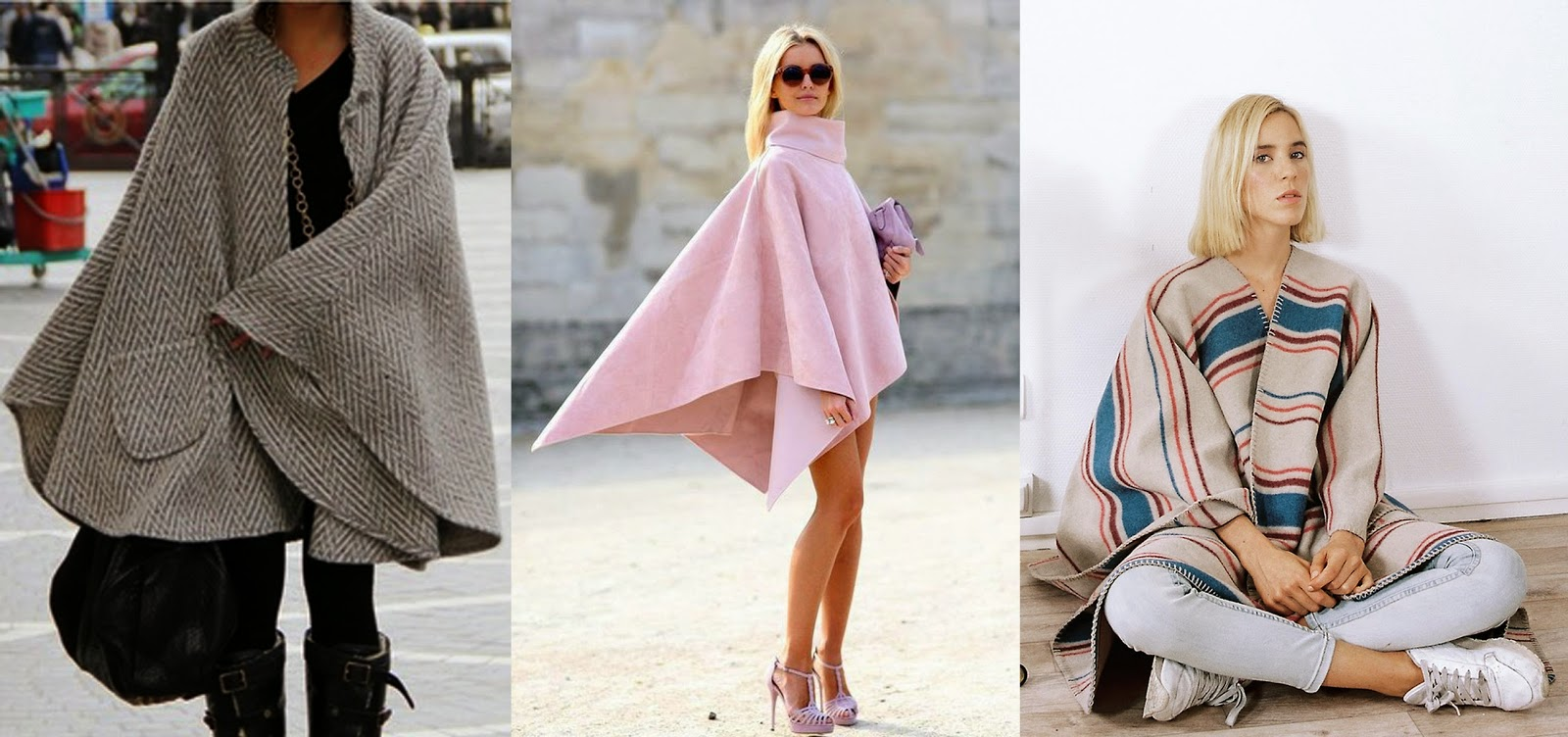 Trend Alert - Capes on laurarebeccasmith.com