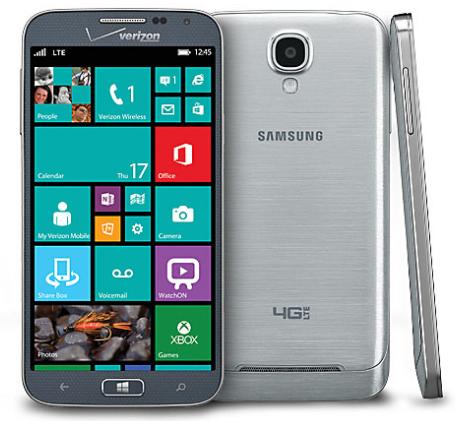 Samsung ATIV SE Windows Phone 8 Smartphone