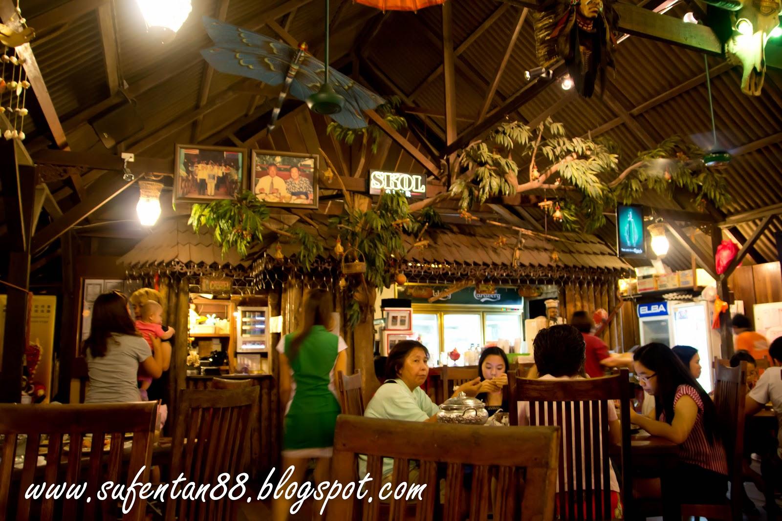 Carabao restaurant johor bahru sufentan